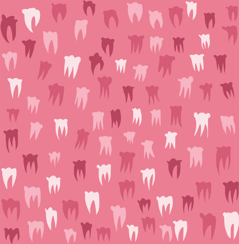 Teeth Pattern