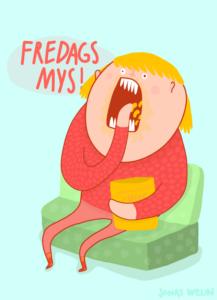 Fredagsmys Jonas Welin
