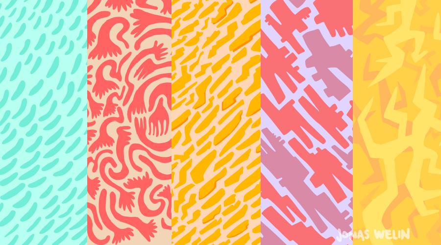 Creativehowl patterns