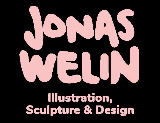 Jonas Welin - Illustrations, Sculptures & Design